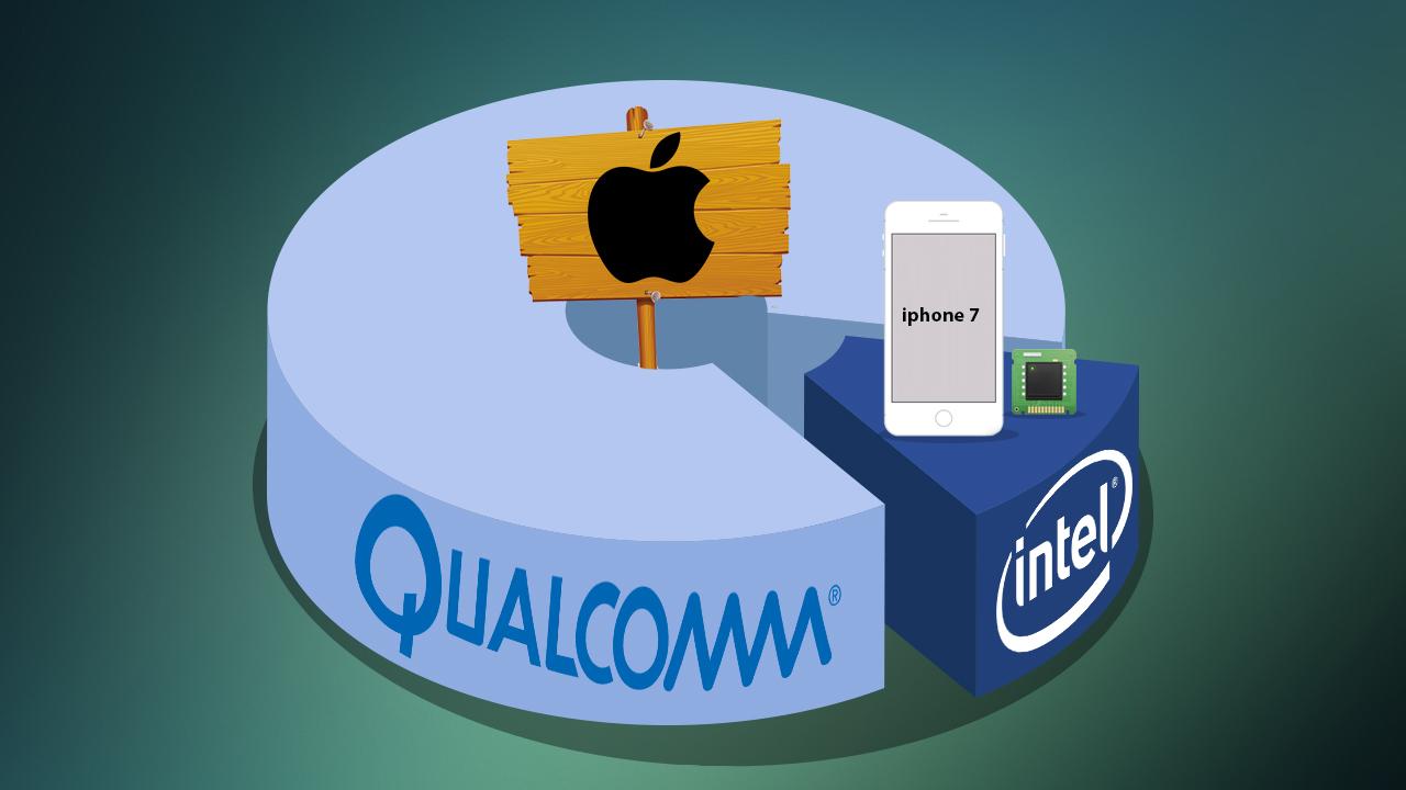 Qualcomm ve Apple için gerilim arttı