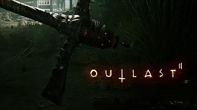 Outlast 2 oyunu