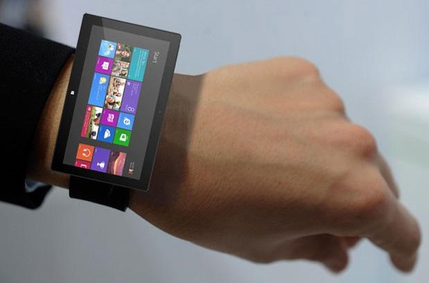 Windows 10 akıllı saat