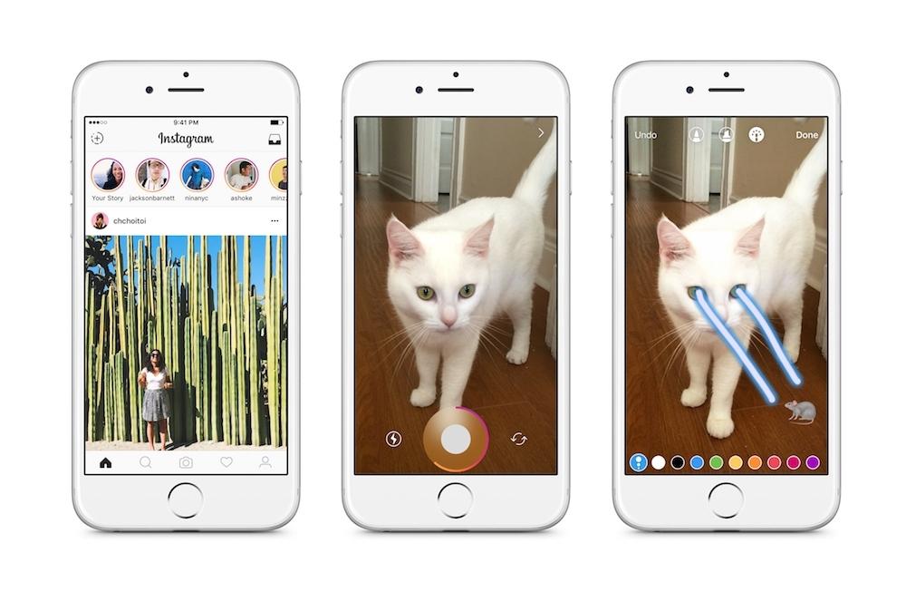 Instagram, Snapchat'i resmen yıktı