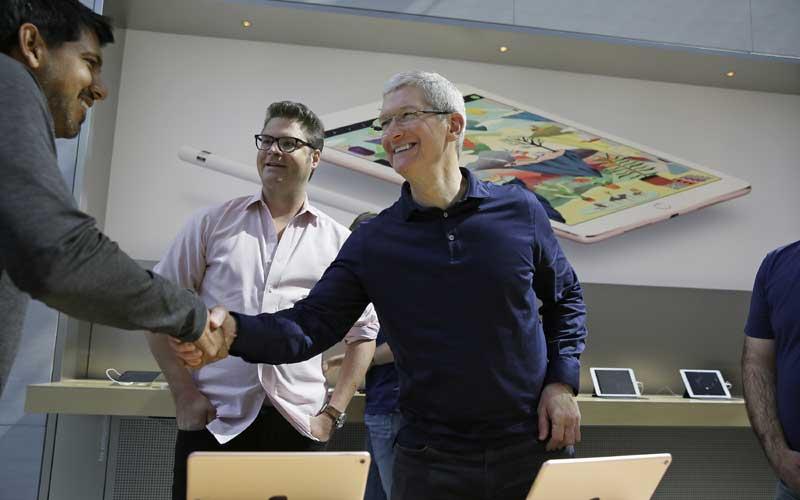 Tim Cook iPhone açıklaması