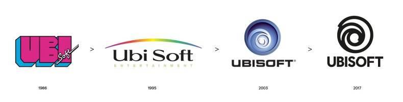 Ubisoft 14 yıl sonra logosunu değişti