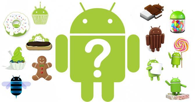 Android Sürümleri Kullanım Oranları