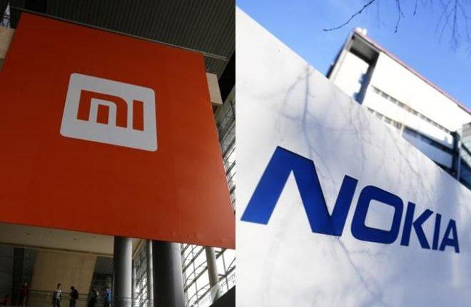 Nokia ile Xiaomi