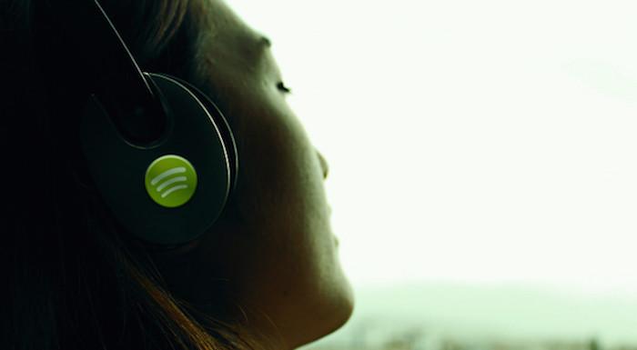 Spotify Sürüş Modu