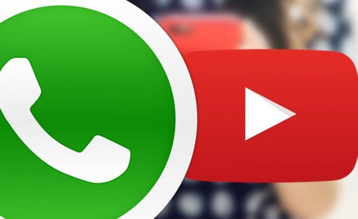 WhatsApp artık YouTube uygulaması olmadan videoları oynatacak