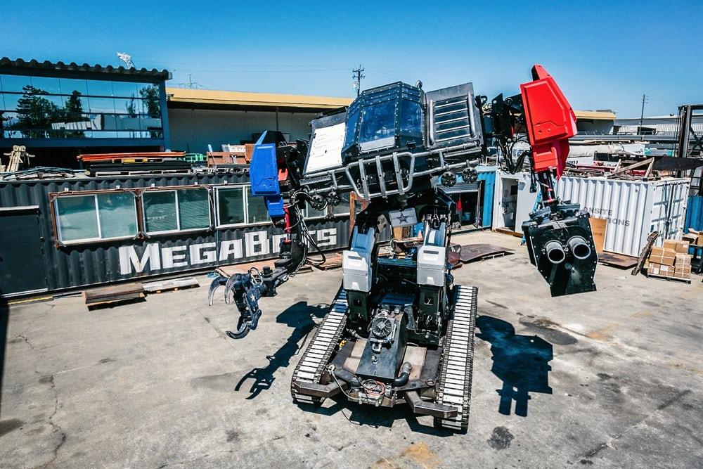 mega-robot