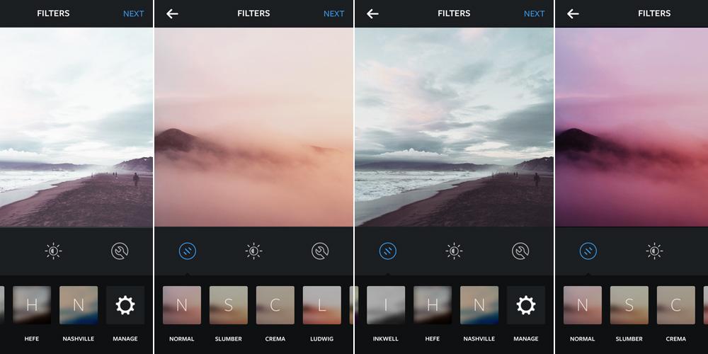 Instagram'dan fotoğraf paylaşmadan filtre nasıl kullanılır?