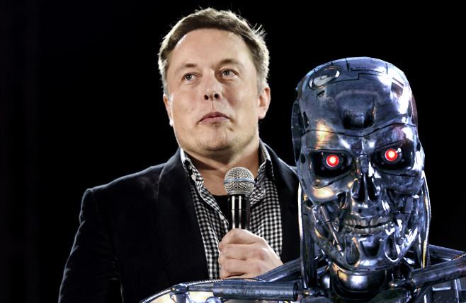 ElonMusk-vs-AI