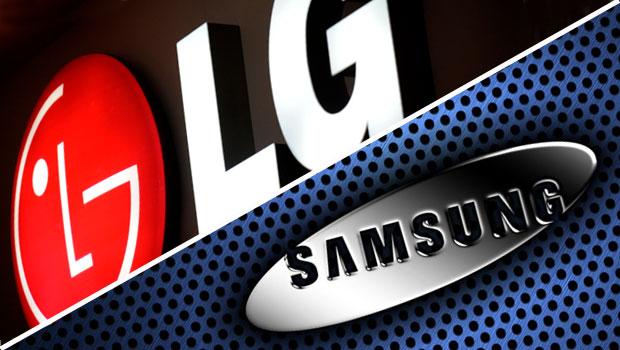 LG ve Samsung