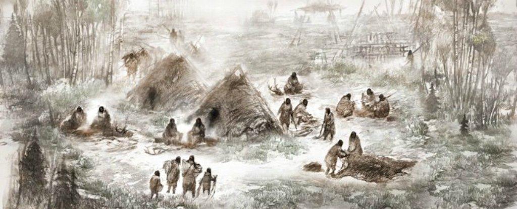 Amerika'da yaşayan Antik Beringialılar