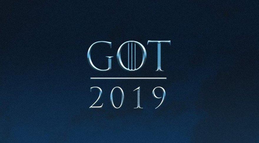 Game of Thrones'un final sezon tarihi açıklandı