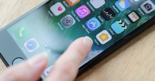Text Bomb iPhone