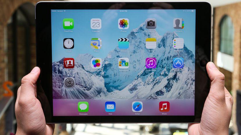 iOS 11.2.5 iPad Air
