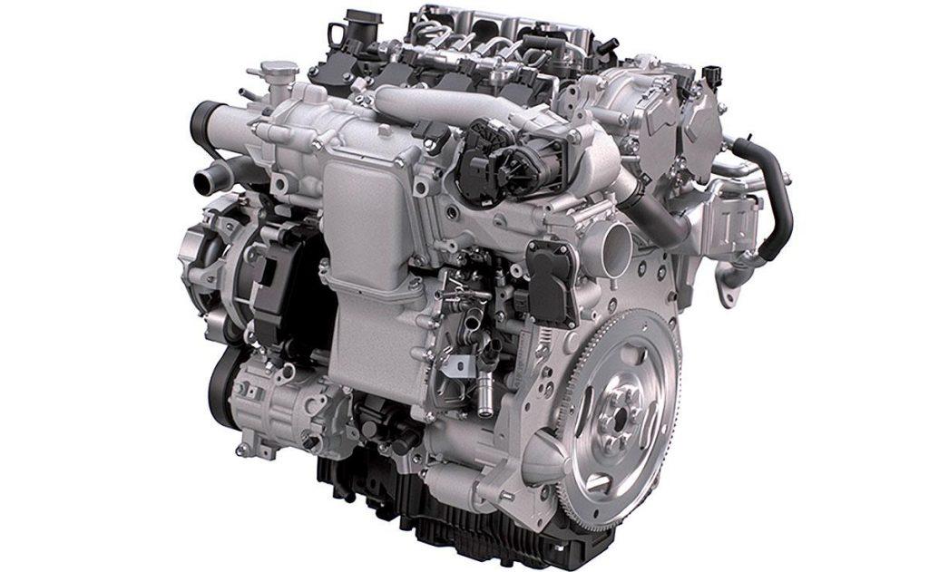 Mazda Skyactiv-3