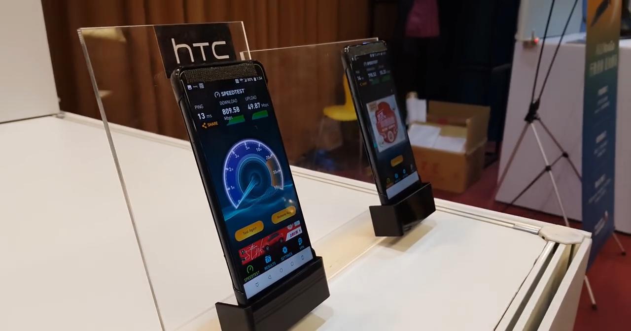 HTC LAA
