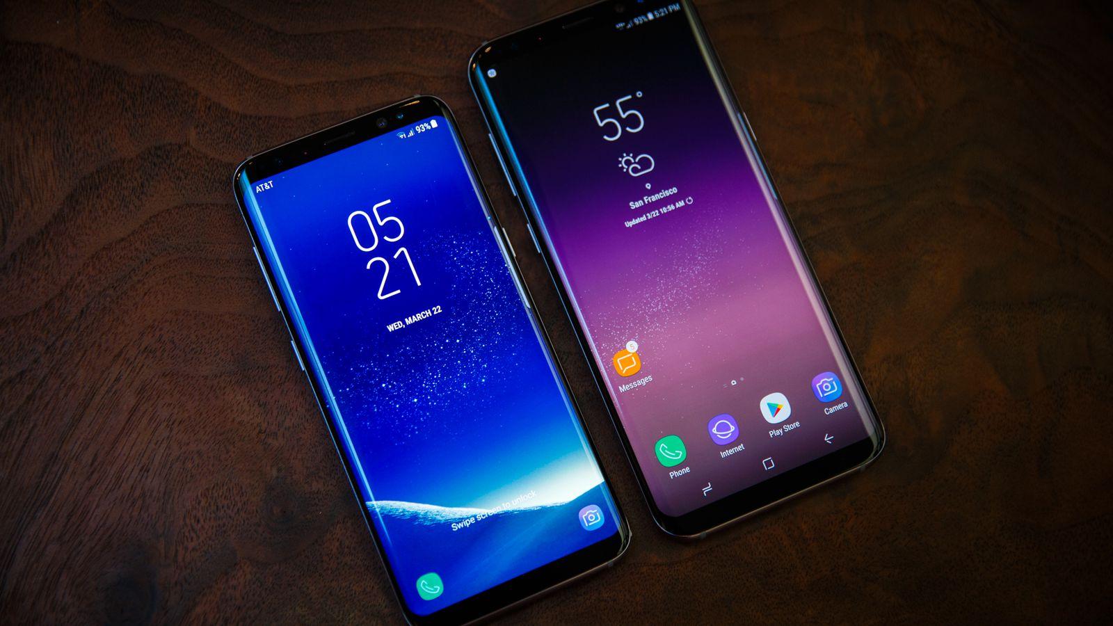 Galaxy S9 ve Galaxy S9 Plus
