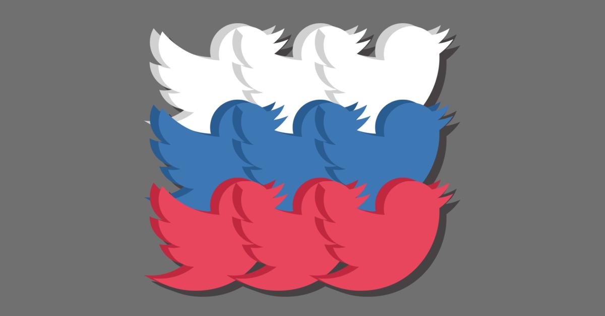 Rusya Twitter