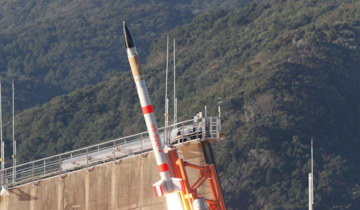 JAXA SS-520 roket