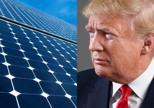 Donald Trump yenilenebilir enerji