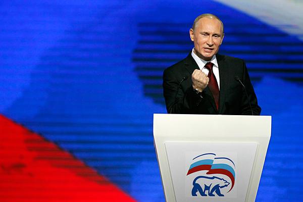 Rusya seçimleri DDoS