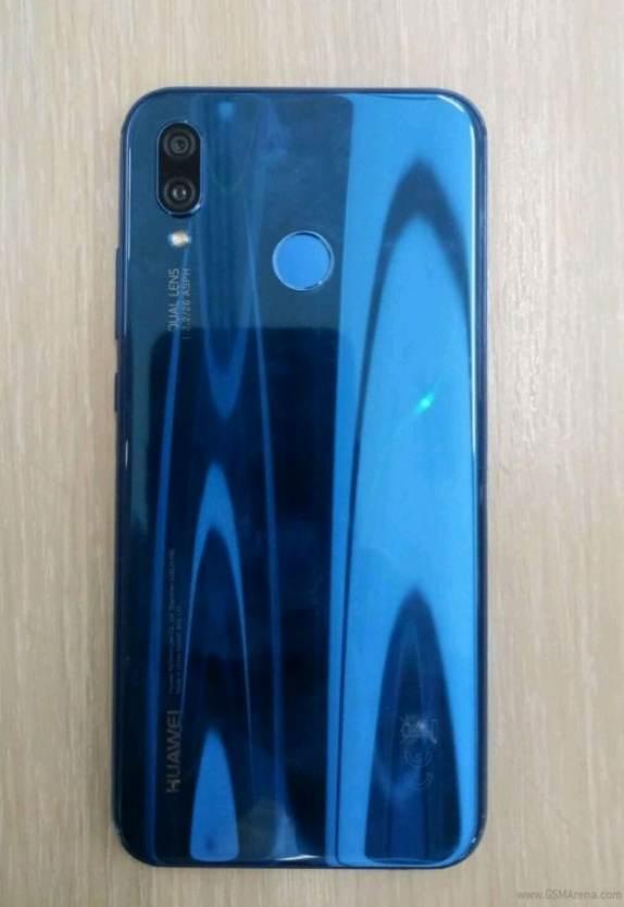 Huawei P20 Lite (Mavi)'ın Yeni Görüntüsü Sızdı!