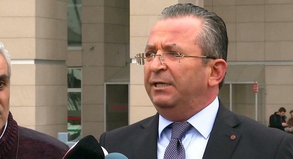 Taksi İstanbul Taksiciler Birliği Başkanı Öztürk