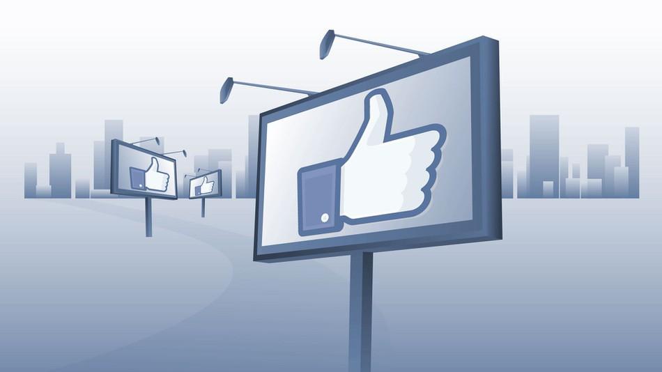 reklamsız Facebook