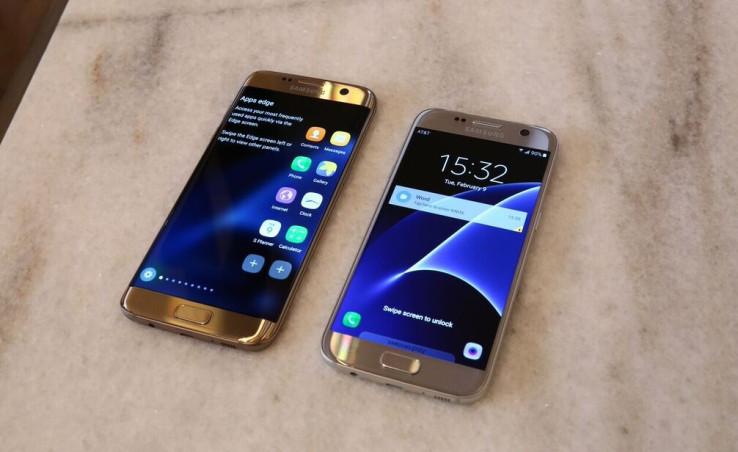 Galaxy S7:S7 Edge