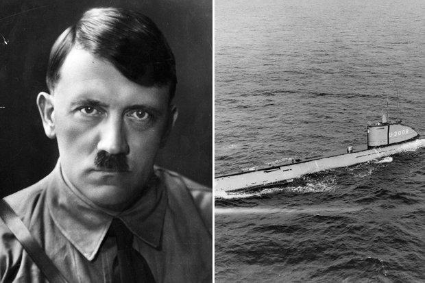 Naziler denizaltı
