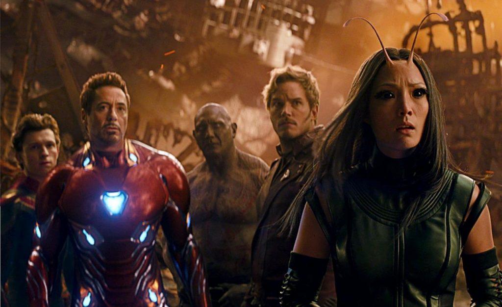 Avengers: Infinity War, Torrent Sitelerinde!