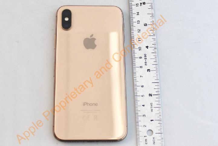 altın renkli iphone x