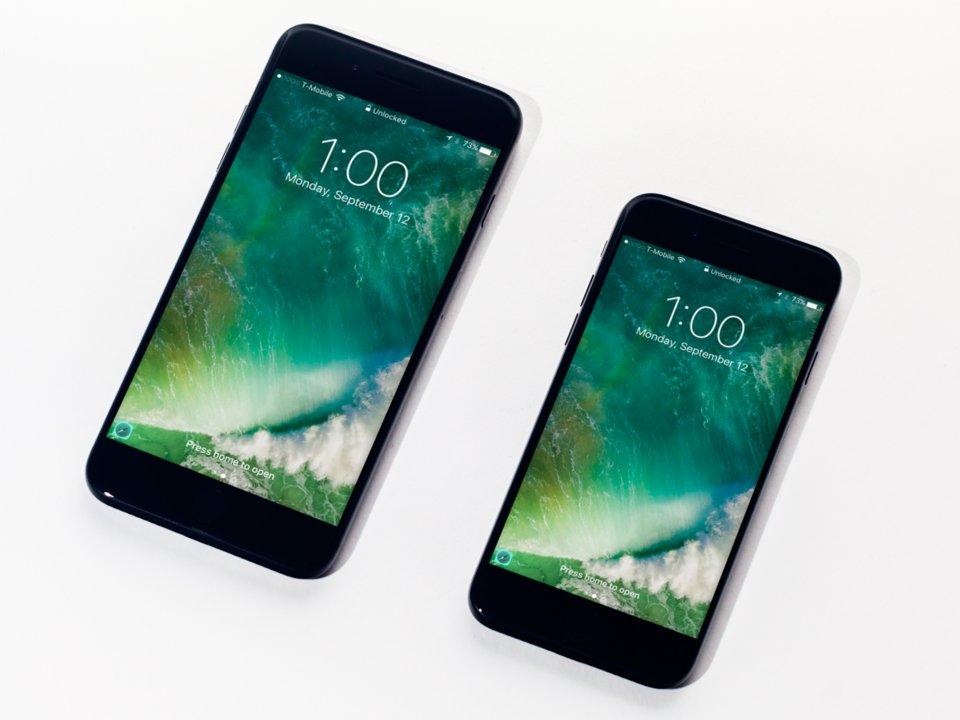 iPhone 7 Retina ekran