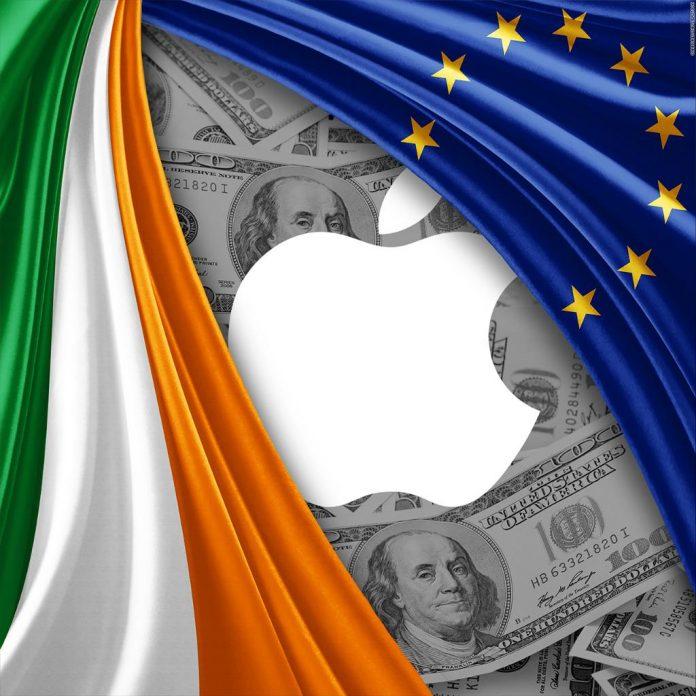 Apple İrlanda vergi
