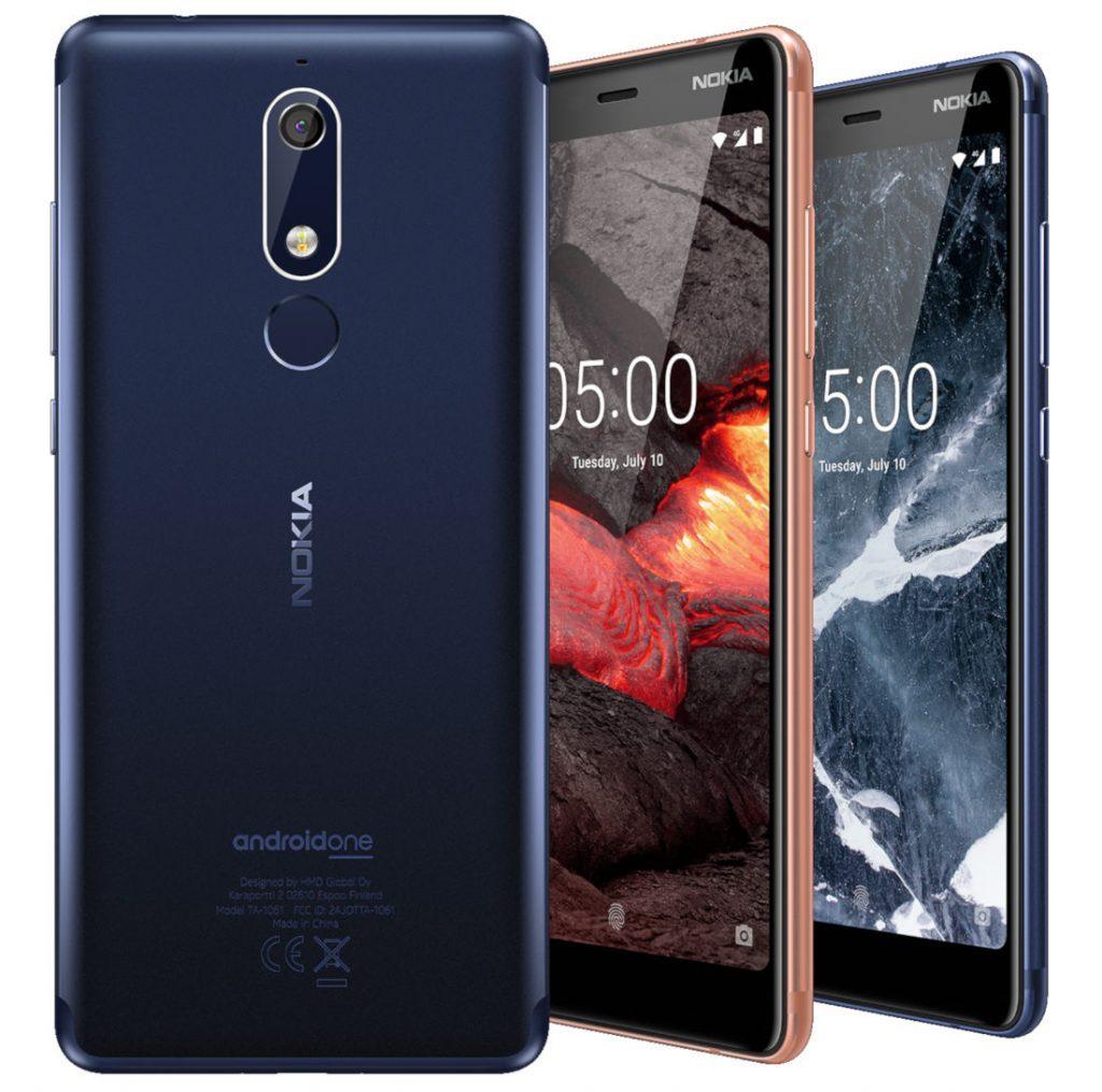 Nokia 5.1 Tüm Detaylar