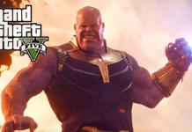 Thanos GTA V