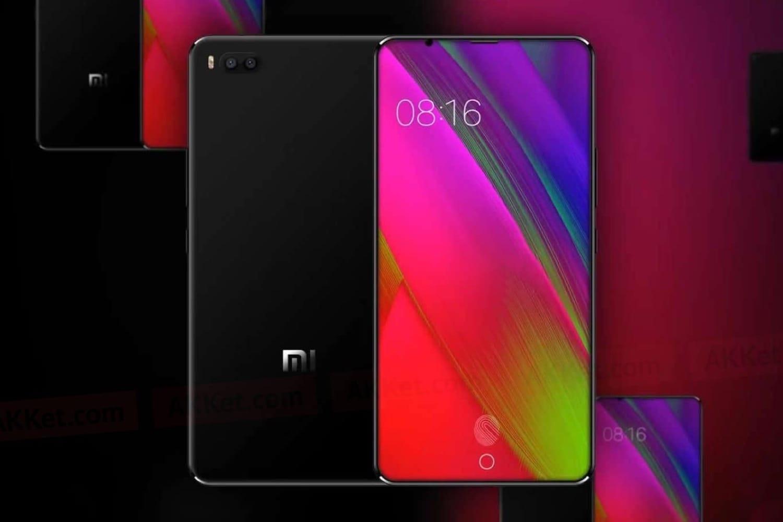 Xiaomi Mi 8, Apple'ı Kızdırmaya Geliyor!