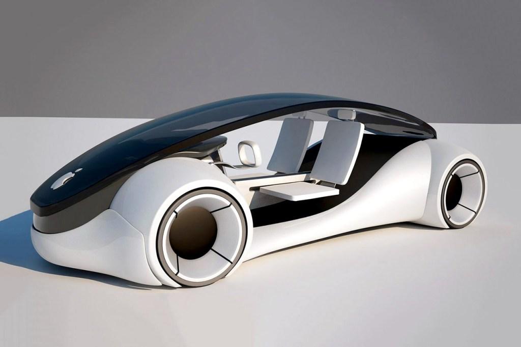 Apple sürücüsüz otomobil