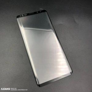 Samsung Galaxy Note 9 ekran koruyucusu