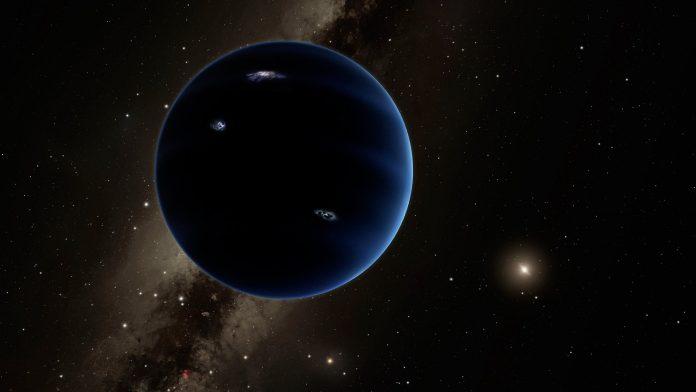 Güneş Sistemi dokuzuncu gezegen
