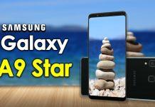 Galaxy A9 Star Tanıtıldı