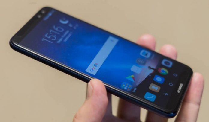 Huawei Mate 10 Güncelleme