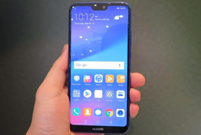 Huawei Nova 3 Tasarım