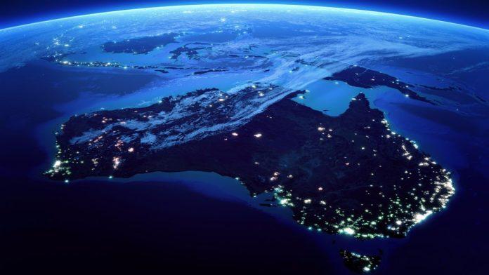 Düz Dünya Avustralya