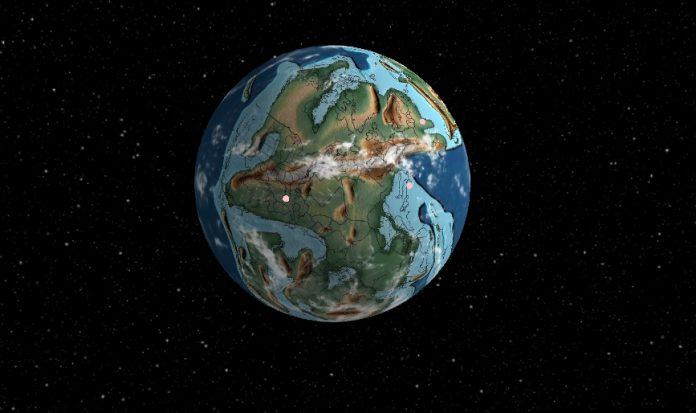 Dünya simülasyonu
