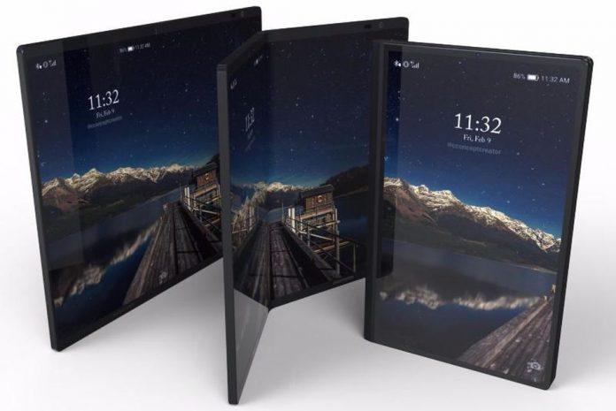 katlanabilir OLED ekran