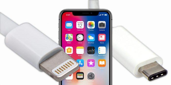 iPhone Lightning USB-C
