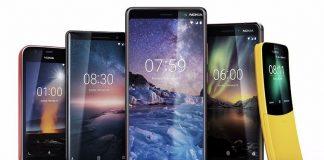 Nokia Yüz Tanıma