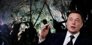 Elon Musk Tayland