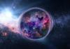 Evren kara delik kozmolojisi